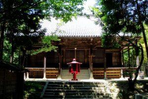 金山寺本堂