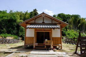 金山寺仮本堂