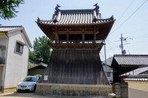 盛隆寺鐘楼