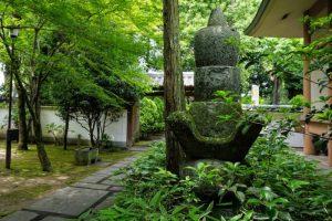 墓所への入口ー国清寺ー
