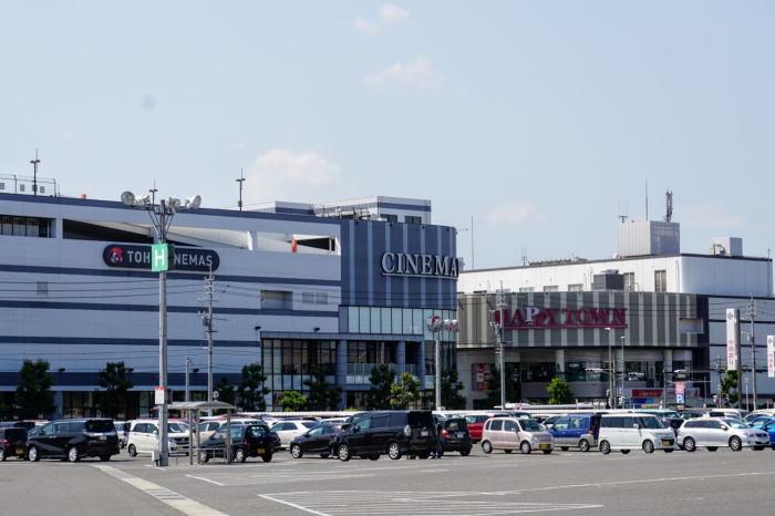 岡南タウン