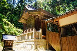 本殿ー徳蔵神社ー