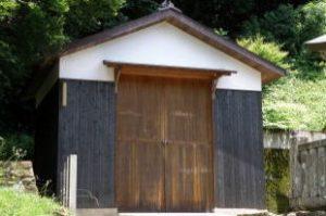 神輿蔵ー志呂神社ー