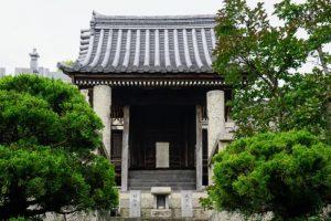 番神堂ー妙林寺ー