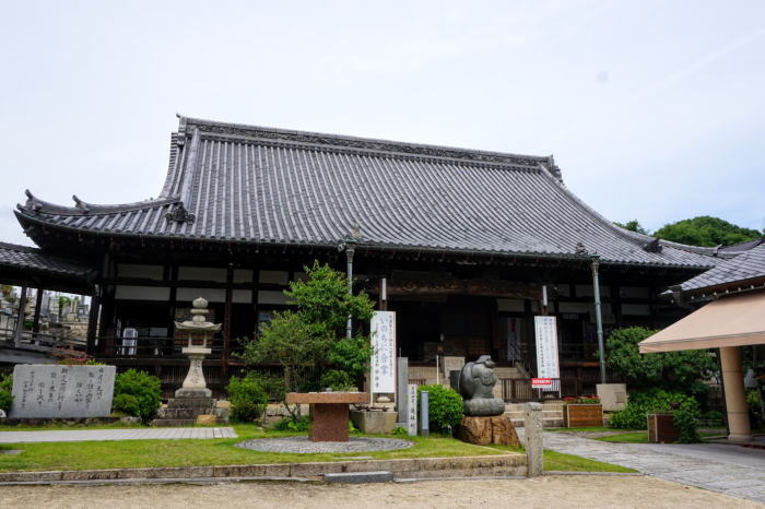 妙林寺本堂