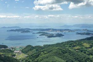 直島ー金甲山よりー