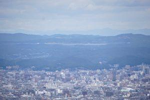 岡山空港ー金甲山よりー
