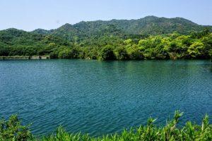 両堤の池ー岡山市民憩いの森ー