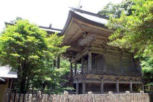 本殿ー志呂神社ー