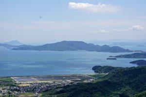 豊島ー金甲山よりー