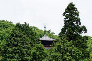 金山寺三重塔