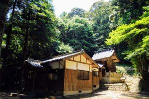 境内ー徳蔵神社ー