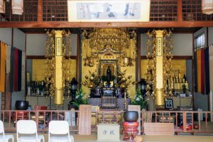 大雲寺本堂