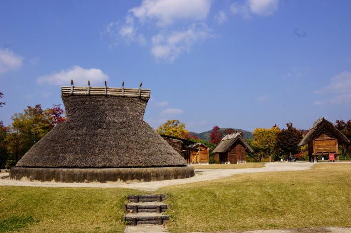 津島やよい広場ー津島遺跡ー