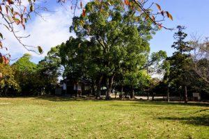 撫川城址公園