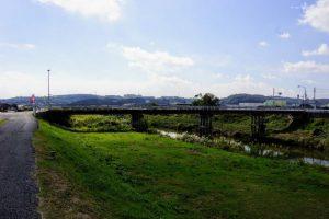 現在の撫川大橋