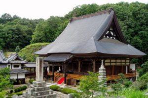 本堂ー日応寺ー