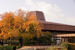 岡山県総合グラウンド岡山武道館