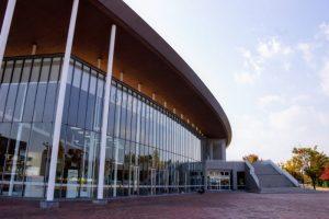 岡山県総合グラウンド体育館ージップアリーナ岡山ー