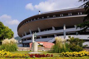 岡山県総合グラウンド陸上競技場ージップアリーナー