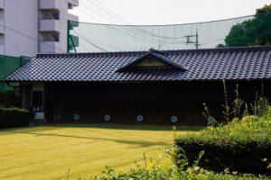 弓道場ー岡山県総合グラウンドー
