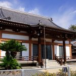 応徳寺本堂