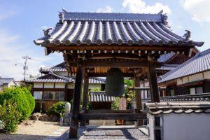 鐘楼ー応徳寺ー