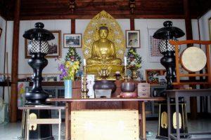 パゴダ大仏(ビルマ仏像)ー蓮昌寺ー