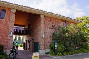 岡山県総合グラウンドテニスハウス