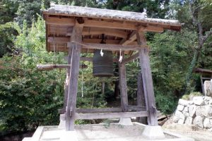 鐘楼ー皷神社ー