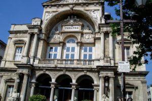 オペラ劇場ーアヴィニョンー