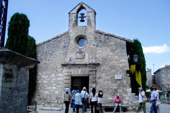 ペニタン・プラン礼拝堂