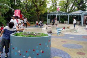 子供の遊び場ー倉敷チボリ公園ー