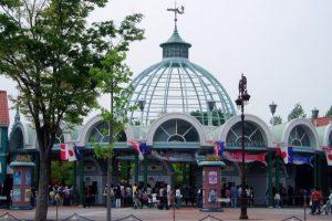 倉敷チボリ公園入口