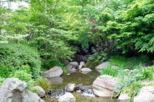 森と川ー倉敷チボリ公園ー