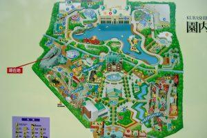 倉敷チボリ公園案内図