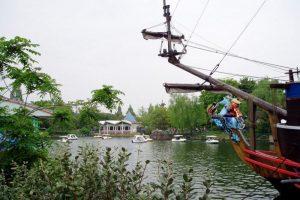 チボリ湖ー倉敷チボリ公園ー