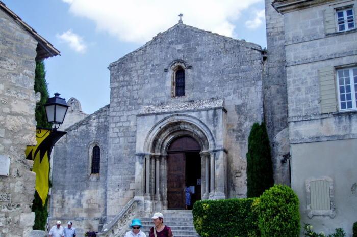 サン・ヴァンサン教会