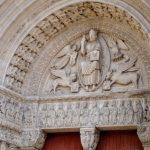 彫刻 最後の審判ーサン・トロフィーム教会ー