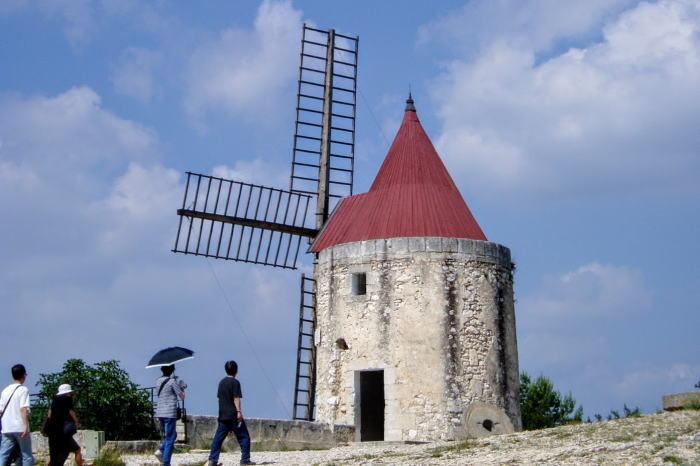ドーデの風車
