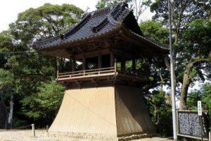 鐘楼ー佛教寺ー