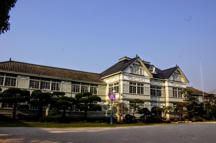 旧遷喬小学校