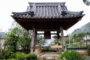 本経寺鐘楼