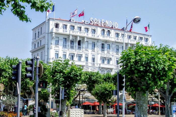 ホテルスプレンディッド