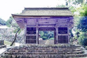 本山寺仁王門
