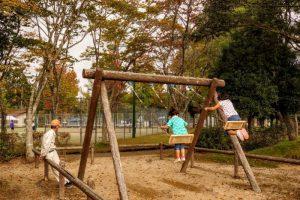 ブランコー美咲町中央運動公園ー