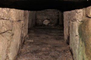 定北古墳石質