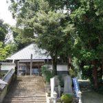 本堂・榊の木ー清水寺ー