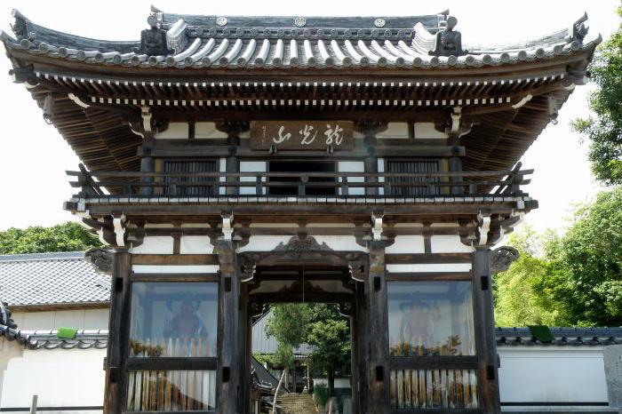 清水寺鐘楼門