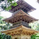 本山寺三重塔